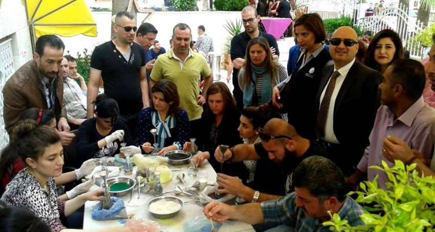 Refugee skills development projects