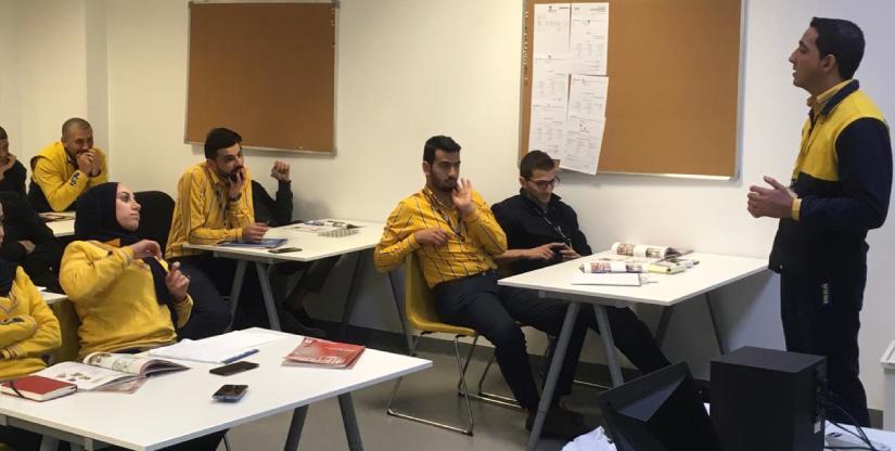 دورات اللغة الانجليزية لموظفي ايكيا 2019