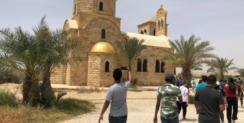 Arabic Study Abroad Program 2019 Modern Language Center Amman Jordan texas tech university