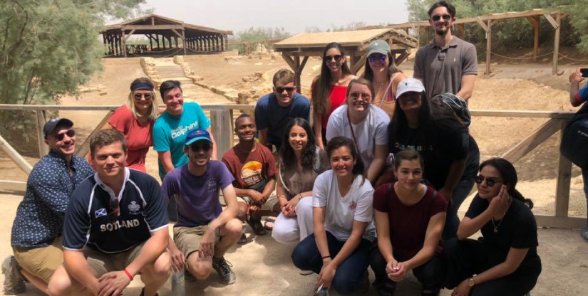 Arabic Study Abroad Program 2019 Amman Jordan texas tech university