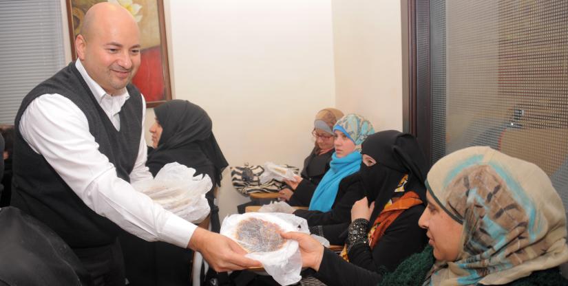 Refugee training program English Courses