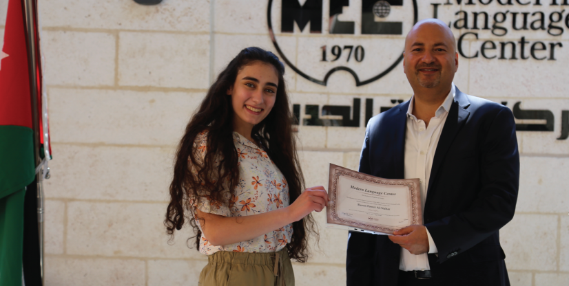 English School students 2019 Faris Awad