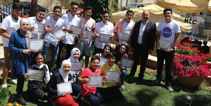 English Courses Morning and Evening classes Mr. Faris Awad