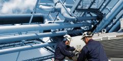 هندسة النفط والغاز.