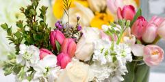 إدرة الزهور Floral Management