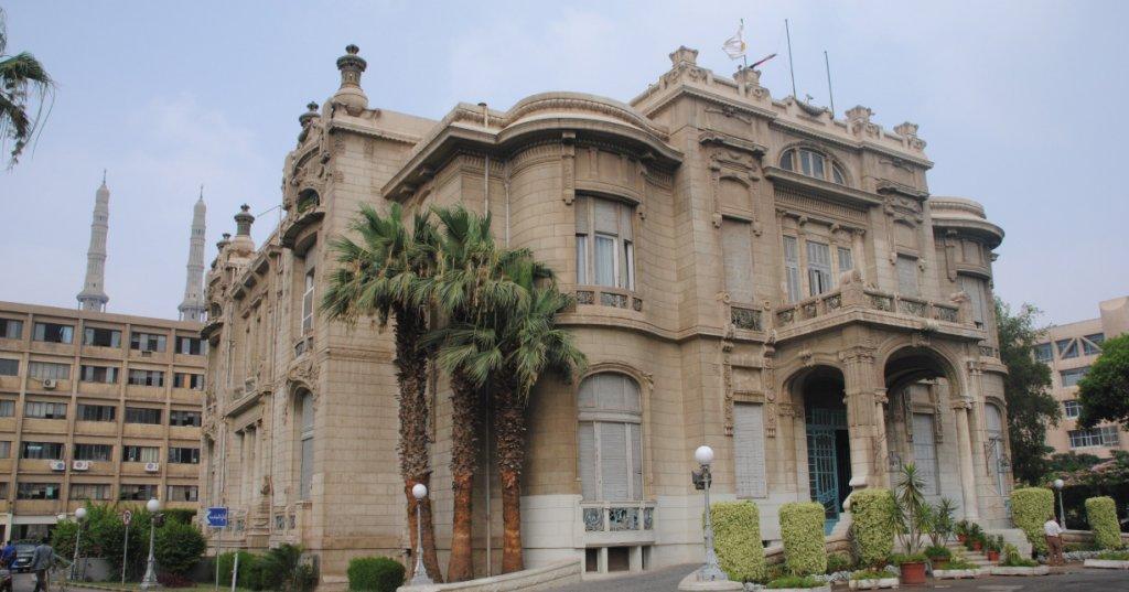 الدراسة في مصر جامعة عين شمس