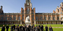 Royal-Holloway University, London