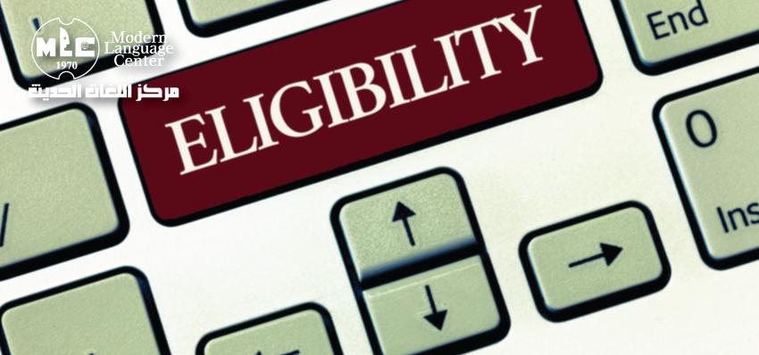 المعايير-الأهلية-للإختبار احتساب-درجات-التوفل متى-تتوفر-النتيجة دورات تحضيرية للتوفل TOEFL