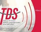 عقد امتحان TDS الكفاءة باللغة التركية