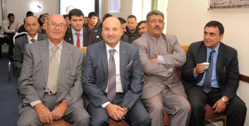 دورات اللغة التركية توقيع اتفاقية مع معهد يونس امرة التركي