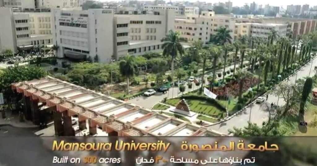 الدراسة في مصر مكتب MLB للدراسة في الخارج جامعة المنصورة