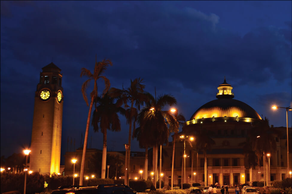 الدراسة في مصر جامعة القاهرة