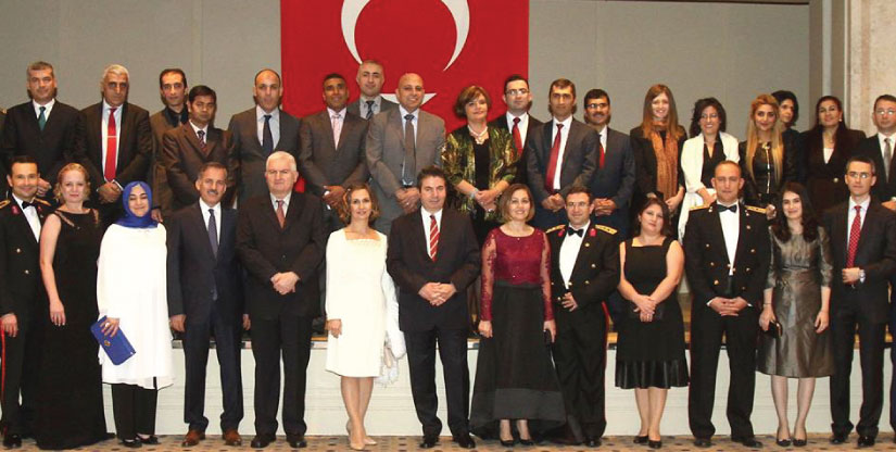 دورات اللغة التركية معتمد للسفارة التركية في الاردن