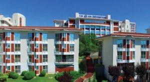 الدراسة في تركيا جامعة أيشك التركية مكتب MLB للدراسة في الخارج Işık Üniversitesi - Havadan Işık