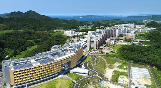 الدراسة في جامعة كيوشو مكتب MLB للدراسة في الخارج Kyushu University 九州大学