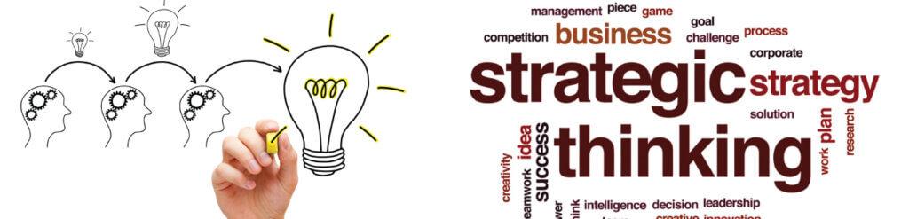 التفكير الاستراتيجي Strategic Thinking