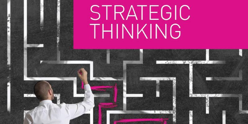 Strategic Thinking التفكير الاستراتيجي مركز اللغات الحديث