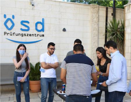 ÖSD-Prüfung B2 Beispiel مركز اللغات الحديث